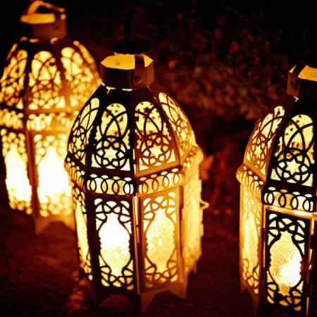 Marokkaanse lantaarns